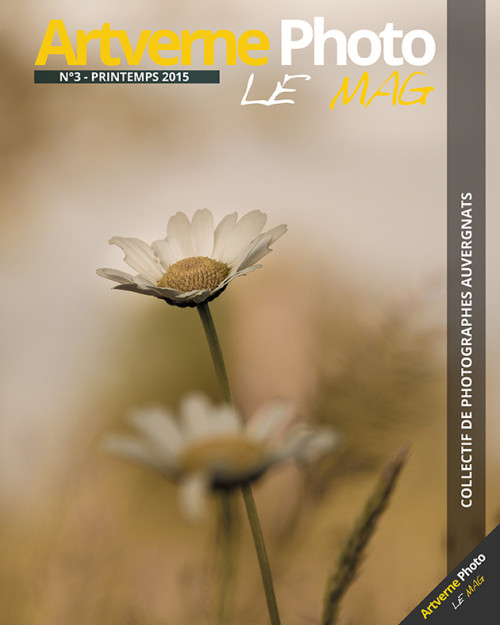 N°3 Printemps 2015 - Artverne Photo | Le Mag