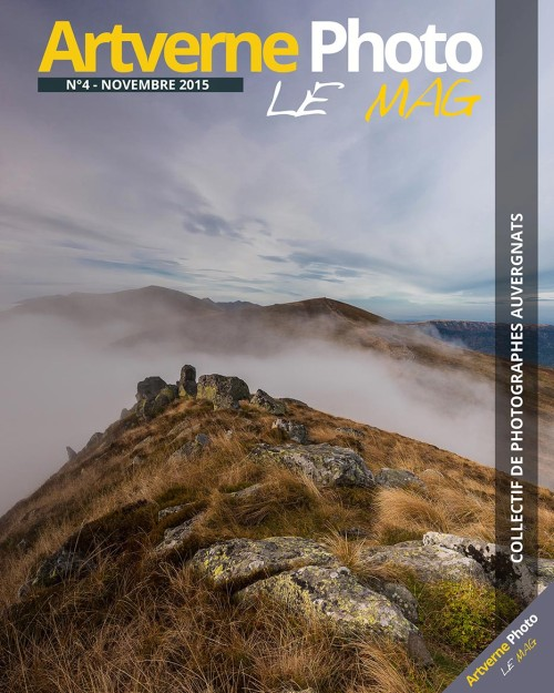 N°4 Novembre 2015 - Artverne Photo | Le Mag