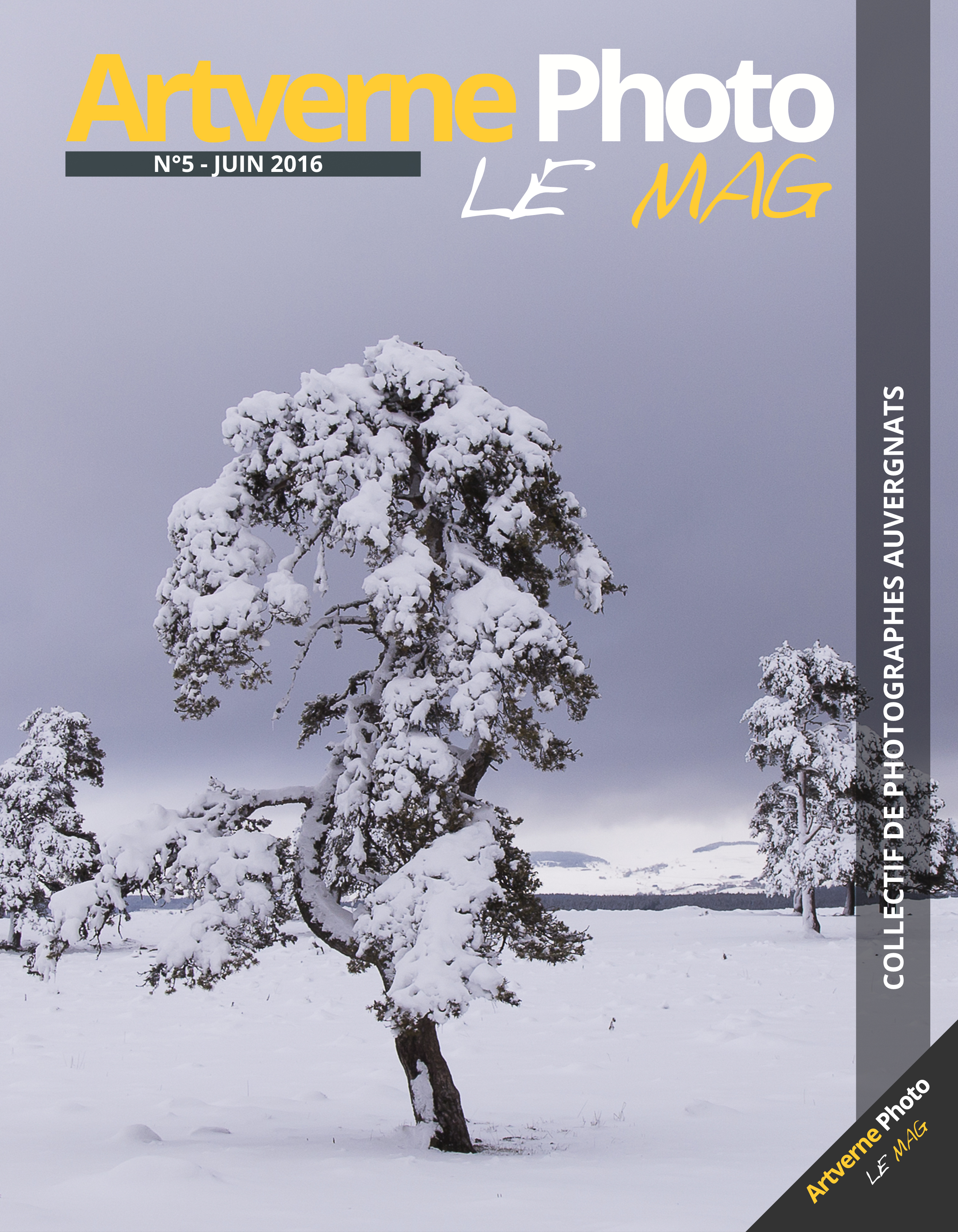 Artverne Photo | Le Mag N°5 - Juin 2016